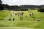 General View during the Charles Tour, Muriwai Open at Akarana Golf Course, Auckland, New Zealand, Sunday 9 April 2017.  Photo: Simon Watts/www.bwmedia.co.nz