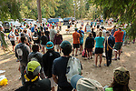 About Down the River Clean Up:  We are pleased to partner with We Love Clean Rivers to coordinate the 12th Annual Down the River Clean Up on the Clackamas River each year! Check out last year's event HERE.<br /> <br /> Since its inception, the Down the River Clean Up has involved nearly 3000 volunteers and removed almost 30 tons of trash from the Clackamas River. A flotilla of volunteers raft, kayak, tube, SCUBA, or canoe down a fifteen-mile stretch of the Clackamas, removing any trash they may encounter along the way to preserve and protect the beautiful and bountiful river. But the fun doesn't stop there. All volunteers are treated to a post-event celebration which includes a free BBQ, live music, a silent auction with a great selection of outdoor gear and apparel, games, prizes and educational booths.