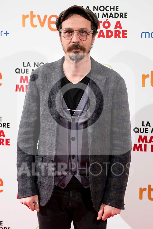 "Fele Martinez during the presentation of the spanish film ""La noche que mi Madre mato a mi Padre"" at Palacio de la Prensa in Madrid. April 27,2016. (ALTERPHOTOS/Borja B.Hojas)"