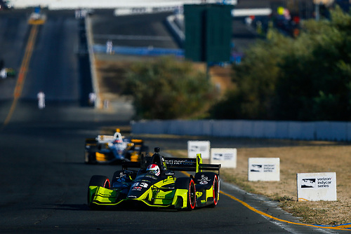 Verizon IndyCar Series<br /> GoPro Grand Prix of Sonoma<br /> Sonoma Raceway, Sonoma, CA USA<br /> Sunday 17 September 2017<br /> Charlie Kimball, Chip Ganassi Racing Teams Honda<br /> World Copyright: Jake Galstad<br /> LAT Images
