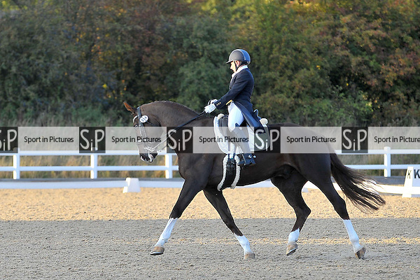 Arena 2. Petplan Equine British Dressage Festival. Brook Farm Training Centre. Essex. 09/10/2015. MANDATORY Credit Ellie Ingram/Sportinpictures - NO UNAUTHORISED USE - 07837 394578
