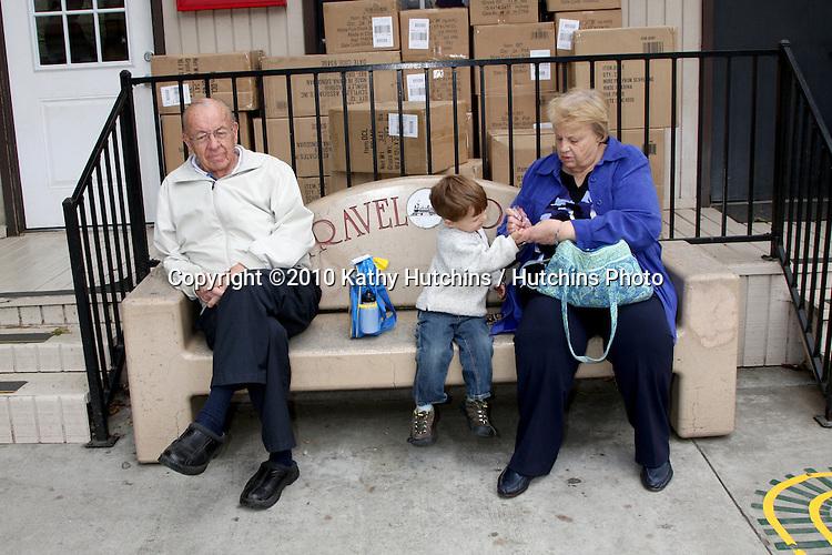 Blake Hutchins Peterson.at Travel Town, Griffith Park,.Travel Town, Griffith Park.Los Angeles, CA.April 22, 2010.©2010 Kathy Hutchins / Hutchins Photo...