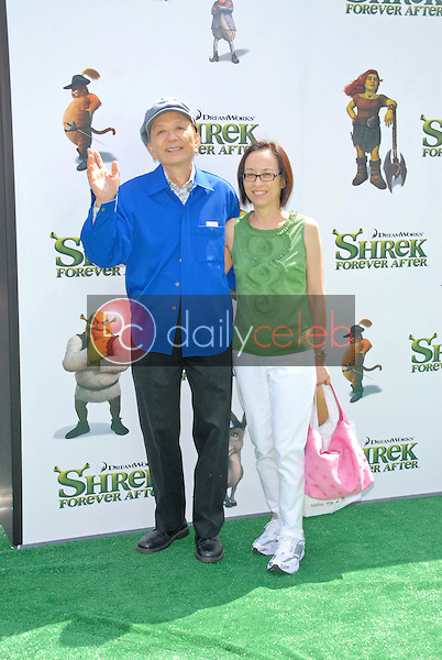 """James Hong<br /> at the """"Shrek Forever After"""" Los Angeles Premiere, Gibson Amphitheater, Universal City, CA. 05-16-10<br /> David Edwards/DailyCeleb.com 818-249-4998"""