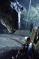 Jurassic Park (1993)<br /> Sam Neill &amp; Ariana Richards<br /> *Filmstill - Editorial Use Only*<br /> CAP/KFS<br /> Image supplied by Capital Pictures