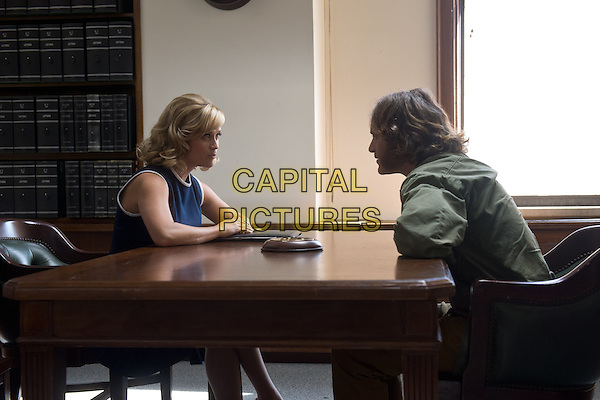 REESE WITHERSPOON as Deputy D.A. Penny Kimball and JOAQUIN PHOENIX as Larry &quot;Doc&quot; Sportello in Warner Bros. Pictures' and IAC Films' &quot;INHERENT VICE,&quot; a Warner Bros. Pictures release.<br /> *Filmstill - Editorial Use Only*<br /> CAP/NFS<br /> Image supplied by Capital Pictures