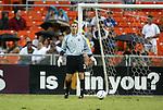 17 July 2004: Troy Perkins. Los Angeles Galaxy tied DC United 1-1 at RFK Stadium in Washington, DC during a regular season Major League Soccer game..