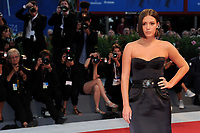 French actress Adele Exarchopoulos walks on the red carpet for the premiere of the movie 'Le Fidele' at the 74th Venice Film Festival on September 8, 2017 in Venice, Italy.<br /> UPDATE IMAGES PRESS/Marilla Sicilia<br /> <br /> *** ONLY FRANCE AND GERMANY SALES ***
