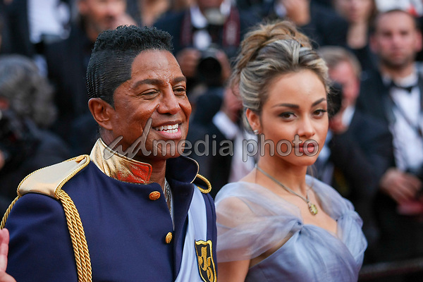"24 May 2017 - Cannes, France - Jermaine Jackson, Maday Velazquez. ""The Beguiled"" Premiere during the 70th Cannes Film Festival. Photo Credit: GeorgWenzel/face to face/AdMedia"