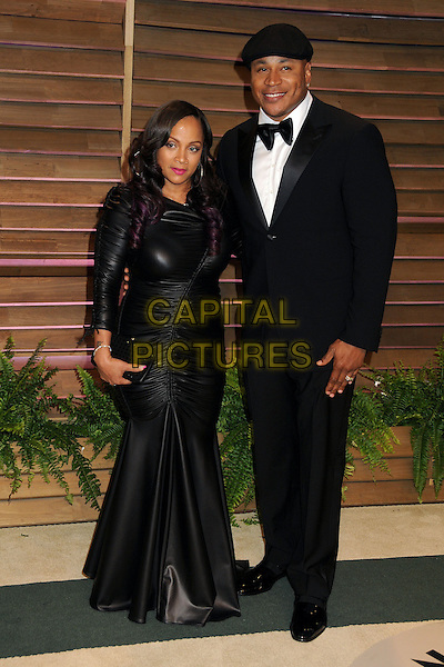 02 March 2014 - West Hollywood, California - LL Cool J. 2014 Vanity Fair Oscar Party following the 86th Academy Awards held at Sunset Plaza. <br /> CAP/ADM/BP<br /> &copy;Byron Purvis/AdMedia/Capital Pictures