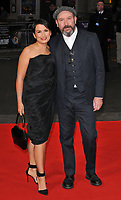 Natasha Noramly and Paul McGuigan at the &quot;Film Stars Don't Die in Liverpool&quot; 61st BFI LFF Mayfair Hotel gala, Odeon Leicester Square, Leicester Square, London, England, UK, on Wednesday 11 October 2017.<br /> CAP/CAN<br /> &copy;CAN/Capital Pictures