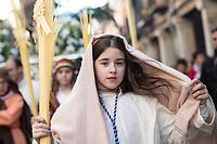 2018 03 25 Easter Palm Sunday_Alcala de Henares