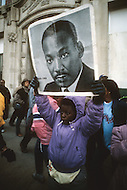 MARTIN LUTHER KING 58th BIRTHDAY