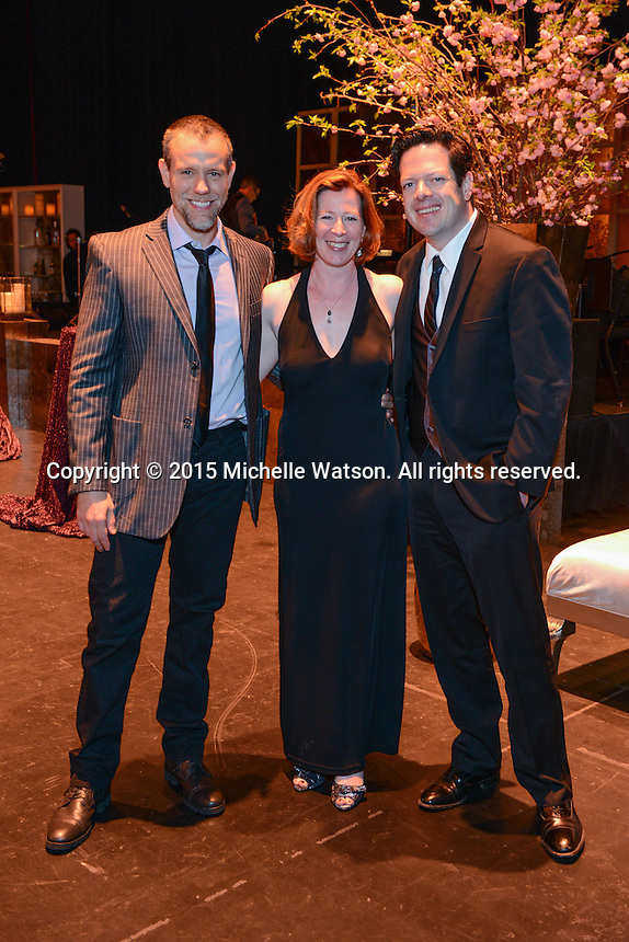 TUTS Gala with special guest Adam Pascal at the Hobby Center for the Performing Arts