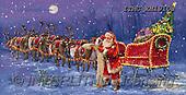 Marcello, CHRISTMAS SANTA, SNOWMAN, WEIHNACHTSMÄNNER, SCHNEEMÄNNER, PAPÁ NOEL, MUÑECOS DE NIEVE, paintings+++++,ITMCXM1910A,#X#