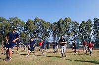 Baseball - MLB European Academy - Tirrenia (Italy) - 22/08/2009 - Players, training