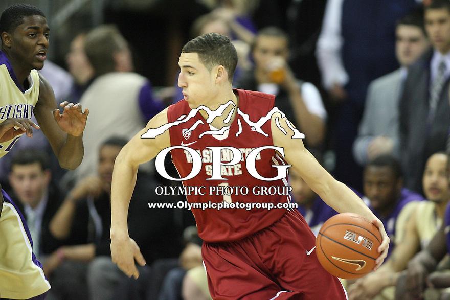 brand new 6122c 4ec1d NCAA Basketball: February 27 Washington State at Washington ...