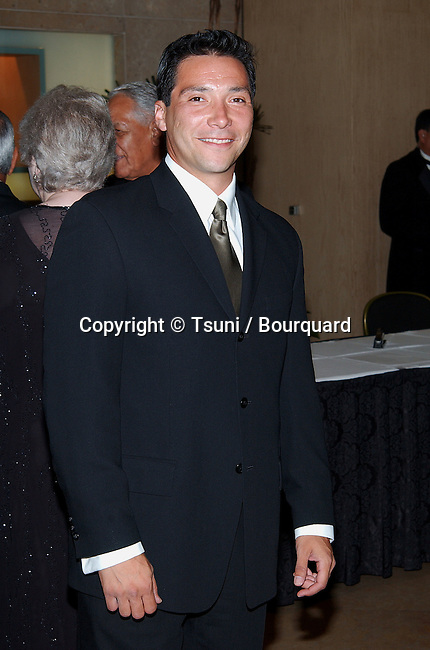 Benito Martinez arriving at the Golden Eagle Awards at the Beverly Hilton in Los Angeles. July 26, 2002.           -            MartinezBenito01.jpg
