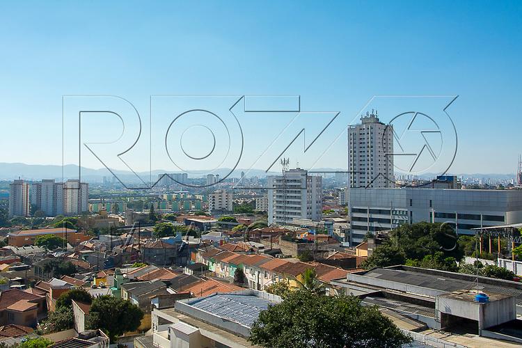 Vista do bairro Penha, São Paulo - SP, 08/2016.