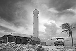 Punta Celarain Lighthouse in Cozumel Mexico
