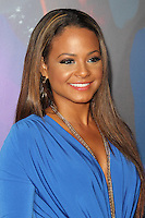 HOLLYWOOD, CA - AUGUST 16: Christina Milian at the 'Sparkle' film premiere at Grauman's Chinese Theatre on August 16, 2012 in Hollywood, California. © mpi26/MediaPunch Inc. /NortePhoto.com<br />