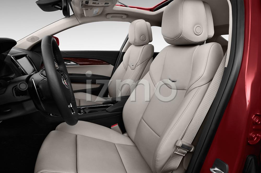 Front seat view of a 2015 Cadillac ATS 2.5L Standard RWD 4 Door Sedan Front Seat car photos