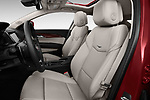 Front seat view of a 2015 Cadillac ATS 2.5L Standard RWD 4 Door Sedan Front Seat car photos