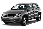 2015 Volkswagen Tiguan S 5 Door Sport Utility Vehicle