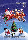 Roger, CHRISTMAS SANTA, SNOWMAN, WEIHNACHTSMÄNNER, SCHNEEMÄNNER, PAPÁ NOEL, MUÑECOS DE NIEVE, paintings+++++_RM-1617-2116,GBRM1087,#x#