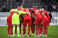 Fortuna Düsseldorf schwoert sich ein - FSV Frankfurt vs. Fortuna Düsseldorf, Frankfurter Volksbank Stadion