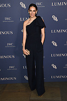 LONDON, UK. October 01, 2019: Sian Clifford at the Luminous Gala 2019 at the Roundhouse Camden, London.<br /> Picture: Steve Vas/Featureflash