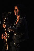 Rosie Eade, Cross Keys stage, Bunkfest, 2014, Wallingford.