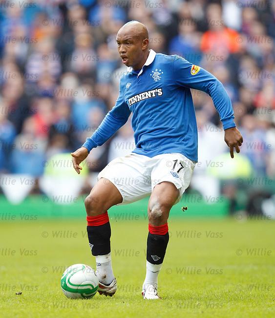 El Hadji Diouf, Rangers