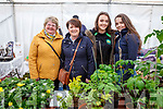 Pictured at the Waterville Garden Fete on Sunday were l-r; Kathleen O'Brien, Linda, Amber & Katie Galvin.