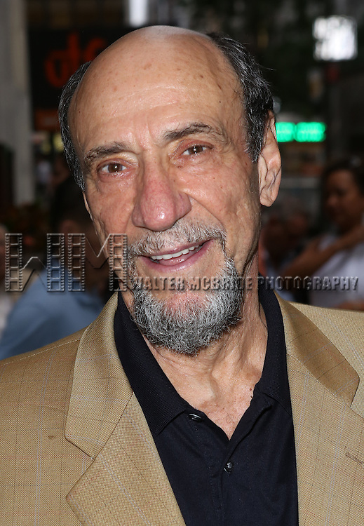 F. Murray Abraham attends 'The Unavoidable Disappearance Of Tom Durnin' Opening Night at Laura Pels Theatre on June 27, 2013 in New York City.