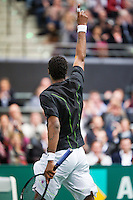 12-02-13, Tennis, Rotterdam, ABNAMROWTT,Gael Monfils