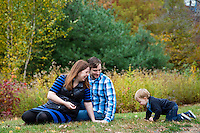 Wellesley College Fall Petite Portrait Sessions