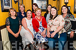 Irish Guide Leaders Killarney District celebrating end of a Year in the Porterhouse, Killarney last Friday night. Pictured front l-r Erica Doolan, Niamh O'Donoghue, Maura Fitzgerald, Rochelle O'Shea and Elaine O'Sullivan, back l-r Mary Corkery, Niamh O'Connor and Bronagh O'Keeffe.