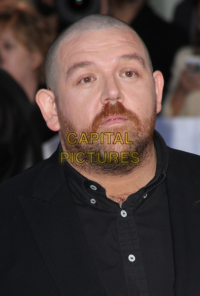 Nick Frost.'The Adventures of Tintin: The Secret of the Unicorn' UK film premiere, 55th BFI London Film Festival, Odeon West End cinema, Leicester Square, London, England..23rd October 2011.LFF headshot portrait black beard facial hair .CAP/ROS.©Steve Ross/Capital Pictures