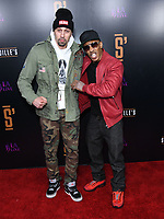 09 March 2019 - Los Angeles, California - Jonny Vulgar, Fredo Starr. Grand Opening of Shaquille's at L.A. Live held at Shaquille's at L.A. Live. <br /> CAP/ADM/BT<br /> &copy;BT/ADM/Capital Pictures