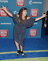 HOLLYWOOD, CA - NOVEMBER 05: Jennifer Hale attends the Premiere Of Disney's 'Ralph Breaks The Internet' at the El Capitan Theatre on November 5, 2018 in Los Angeles, California.<br /> CAP/ROT/TM<br /> &copy;TM/ROT/Capital Pictures