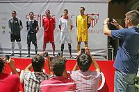 Presentacion camiseta Sevilla Fc
