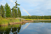 """Boundary Waters Rainbows""<br />