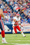 13 November 2005: Kansas City Chiefs wide receiver Dante Hall (82) rushes upfield against the Buffalo Bills at Ralph Wilson Stadium in Orchard Park, NY. The Bills defeated the Chiefs 14-3. ..Mandatory Photo Credit: Ed Wolfstein