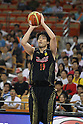 Joji Takeuchi (JPN), SEPTEMBER 17, 2011 - Basketball : 26th FIBA Asia Championship Preliminary round Group C match between Japan 77-55 Syria at Wuhan Sports Center in Wuhan, China. (Photo by Yoshio Kato/AFLO)