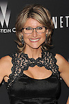 Ashleigh Banfield arriving at The Weinstein Company and Netflix 2014 Golden Globes After Party, held at the old Trader Vic's in The Beverly Hilton Hotel on January 12, 2014