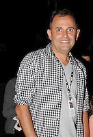 SAO PAULO, SP, 24 DE JANEIRO 2012 - SPFW  - MOVIMENTACAO - Paulo Borges, durante a São Paulo Fashion Week 2012, no predio da Bienal, no Parque do Ibirapuera, na zona sul de Sao Paulo, nesta terca-feira, 24. (FOTO: MILENE CARDOSO - NEWS FREE).