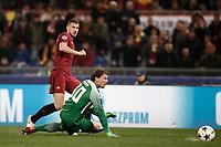 20180313 ROMA-CALCIO: LA ROMA SUPERA LO SHAKHTAR E RAGGIUNGE I QUARTI DI CHAMPIONS LEAGUE