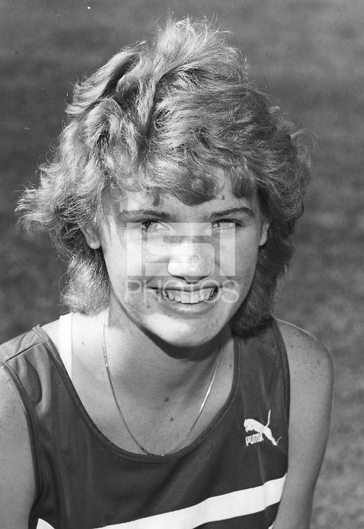 1987: Jamie Fallon.