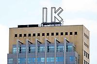 Nederland Utrecht 2018.  IK. Kunstwerk van Jan van Munster. Foto Berlinda van Dam / Hollandse Hoogte