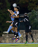 University of North Carolina vs Coastal Carolina University November 20 2011